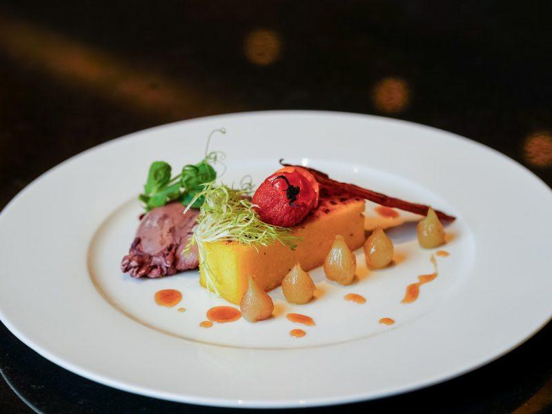Fine Art Cuisine. Restaurant, Food